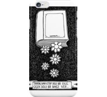 Flowers and Book iPhone Case/Skin