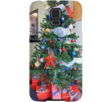 Patriotic Christmas Samsung Galaxy Case/Skin