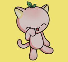 Peach Kitty Kids Clothes