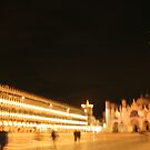 Piazza San Marco, Venice by Abi Skeates