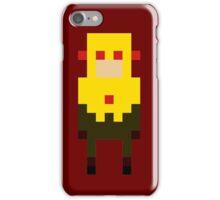 8-Bit Zoom CW iPhone Case/Skin