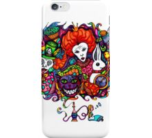 Alice & Hookah iPhone Case/Skin