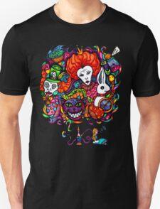 Alice & Hookah Unisex T-Shirt