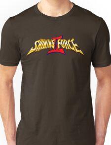 Shining Force 2 (Genesis) Title Screen Unisex T-Shirt