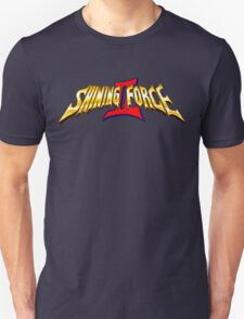 Shining Force 2 (Genesis) Title Screen T-Shirt