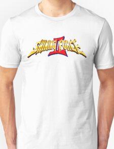 Shining Force 2 (Genesis) Title Screen T-Shirt