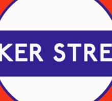 Baker Street Anyone? Sticker