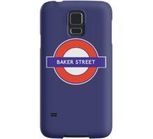 Baker Street Anyone? Samsung Galaxy Case/Skin