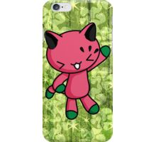 Watermelon Kitty iPhone Case/Skin