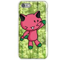 Watermelon Kitty iPhone Case/Skin