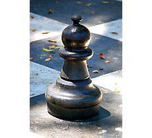 Pawn Photographic Print
