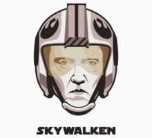 "Christopher Walken - ""Skywalken"" One Piece - Short Sleeve"