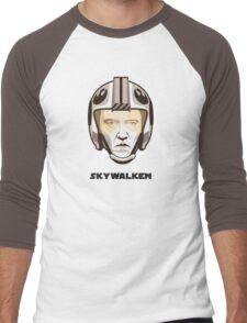 """Christopher Walken - """"Skywalken"""" Men's Baseball ¾ T-Shirt"""