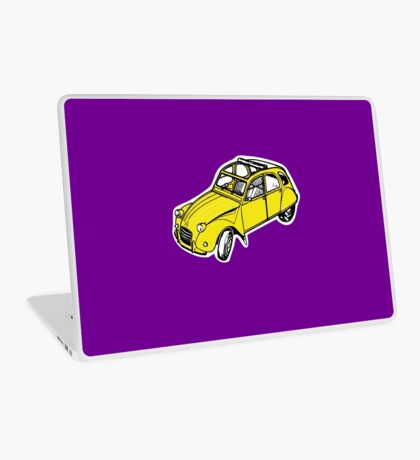 citroen 2 cv  Laptop Skin