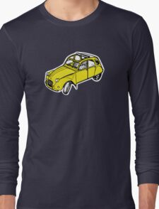 citroen 2 cv  Long Sleeve T-Shirt