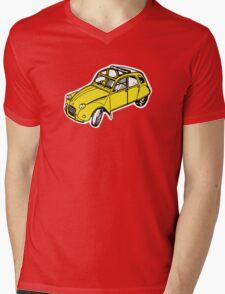 citroen 2 cv  Mens V-Neck T-Shirt