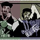ERIC B. & RAKIM © COPYRIGHT SSJR 2008. by S DOT SLAUGHTER