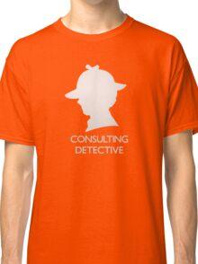 Consulting Detective Sherlock Shirt - Dark Classic T-Shirt