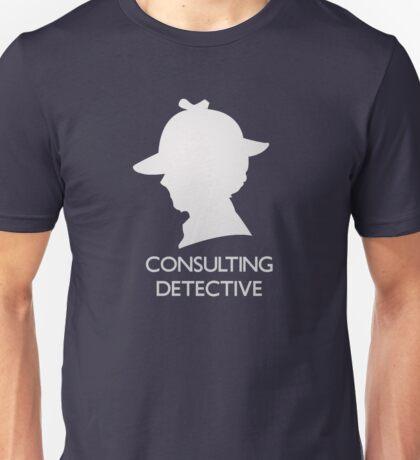 Consulting Detective Sherlock Shirt - Dark Unisex T-Shirt