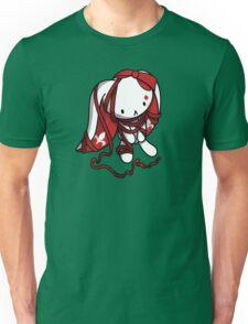Princess of Diamonds White Rabbit Unisex T-Shirt