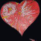 Cracked Heart by Roscoe Davis III