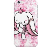 Princess of Hearts White Rabbit iPhone Case/Skin