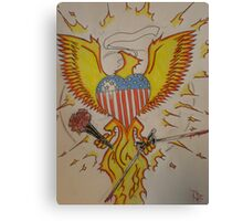 Pheonix of America Canvas Print