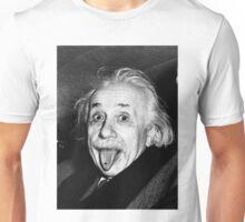 Einstein Tongue Ring Unisex T-Shirt