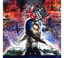 The DJ Photographic Print