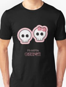 mr. and mrs. CORPSE T-Shirt