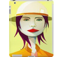 Miss Hopper iPad Case/Skin