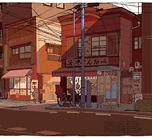 Osenbi shop by David  Kennett