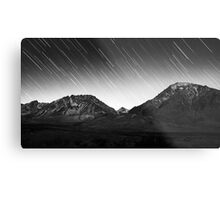 The Sierra Stars Metal Print
