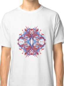 Fractal Tee Classic T-Shirt