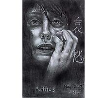 Pathos Photographic Print