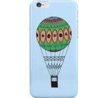 Hot Air Balloon iPhone Case/Skin