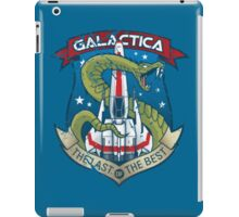 Battlestar Galactica - Viper - The last of the best iPad Case/Skin