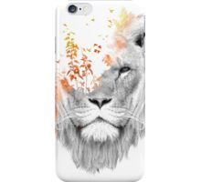 If I roar iPhone Case/Skin