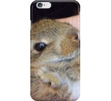 WOW!!- This Is Sooooo Comfy!! - Baby Bunny - NZ iPhone Case/Skin