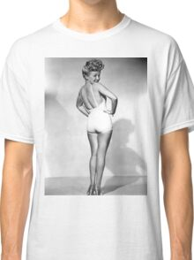 Betty Grable Pin-Up Classic T-Shirt