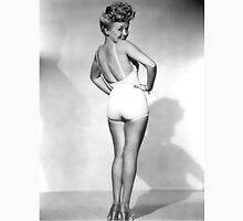 Betty Grable Pin-Up Unisex T-Shirt