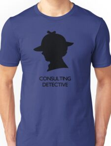 Consulting Detective Sherlock Shirt - Light Unisex T-Shirt