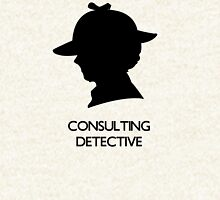 Consulting Detective Sherlock Shirt - Light Hoodie