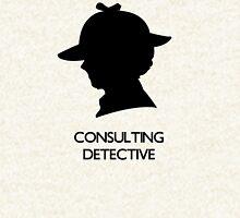 Consulting Detective Sherlock Shirt - Light Hoodie