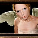 Golden Angel by EbonyKate