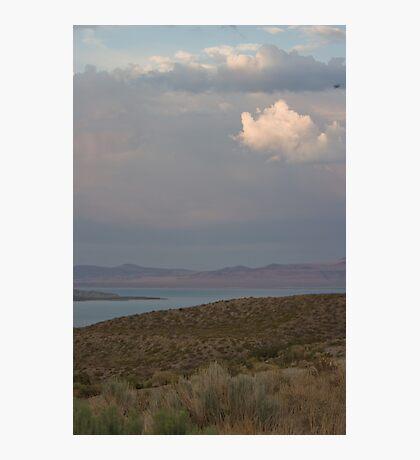 Mono Lake Sunset Photographic Print