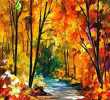 Hidden Emotions — Buy Now Link - www.etsy.com/listing/214545245 by Leonid  Afremov