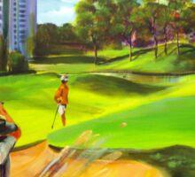Royal Pines Golf  Sticker