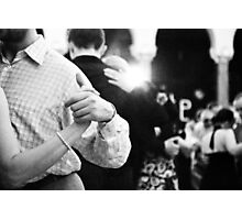 Tango in Black Photographic Print