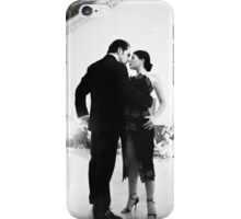 Tango in Black iPhone Case/Skin